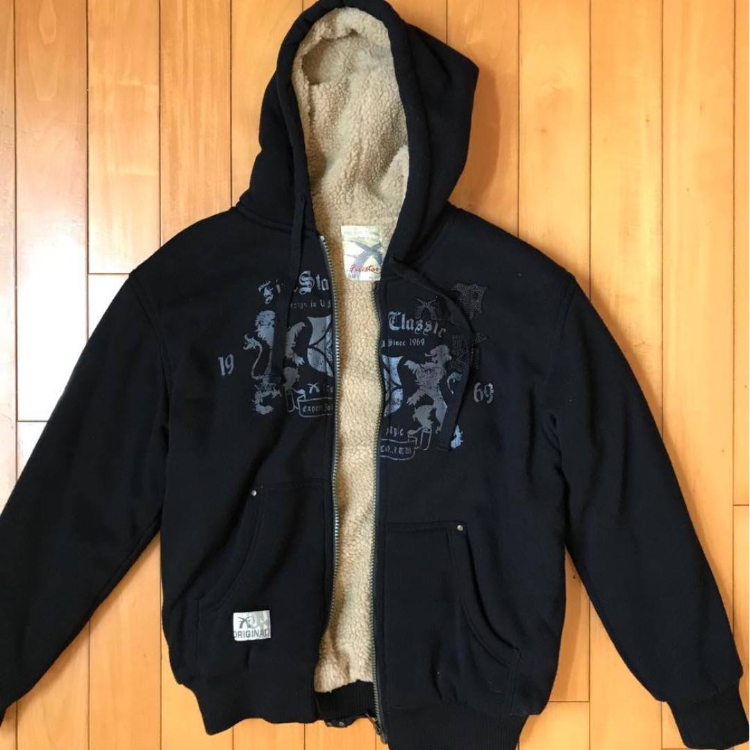 FREE STYLE CLASSIC 鋪棉保暖厚外套