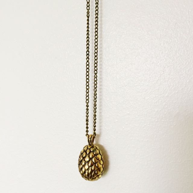 Game Of Thrones - Dragon Egg Necklace