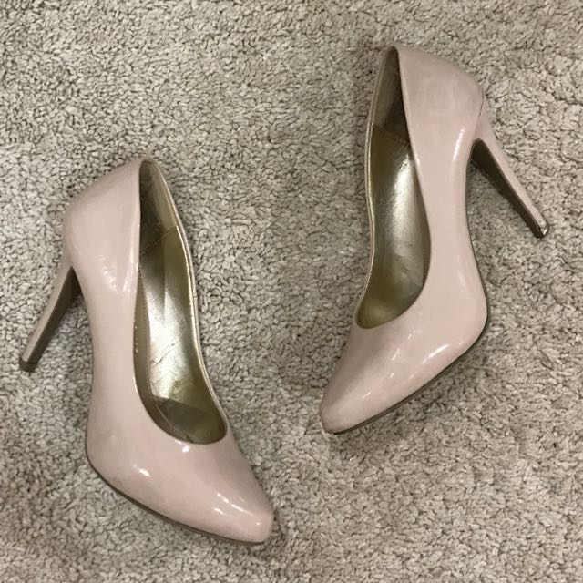 f2bd3cde59 ⚡️GIVEAWAY!⚡️Christian Siriano Nude Color Pump Shoes, Women's ...