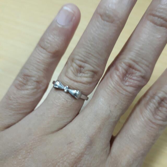 Reprice! Goldmart Diamond Ring Original