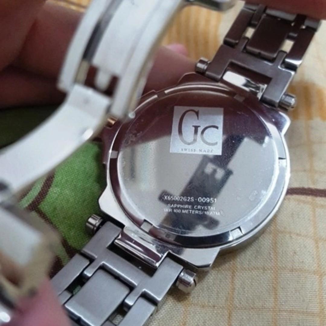 Guess Collection Watch Gc X65002g2s Original Audemars Panerai Rolex Omega e958f84dfc