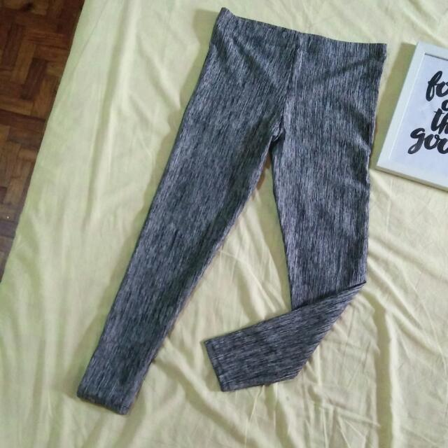 Gym Leggings (Best Fit - Medium Body Frame)