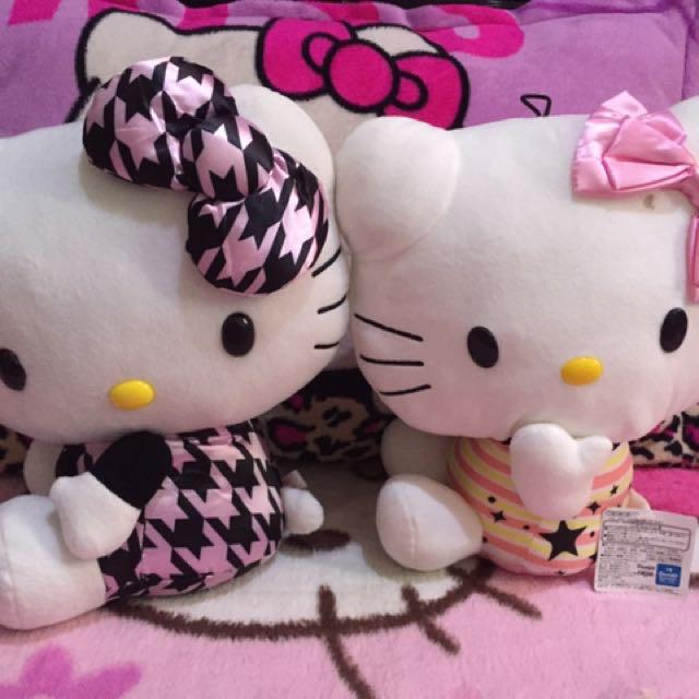 Hello Kitty Stuff Toys