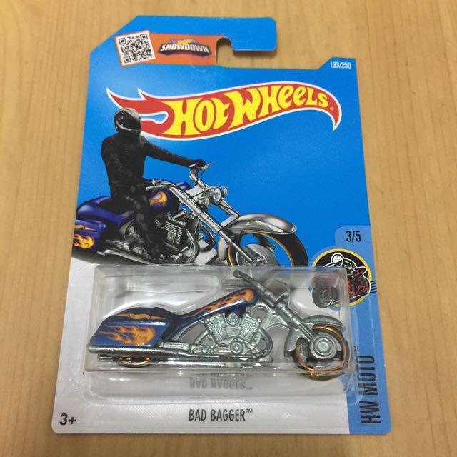 5ee05df0cab Hot Wheels TH Bike Treasure Hunt, Toys & Games, Bricks & Figurines on  Carousell
