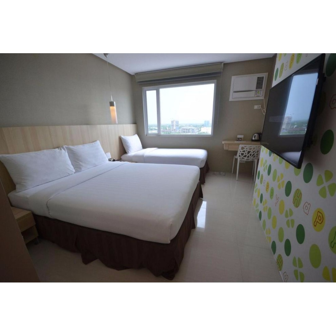 Hotel Room at Hotel 101 - Mall of Asia