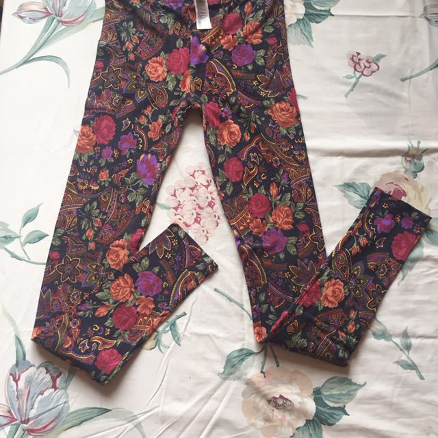 Imported Forever 21 Printed Leggings