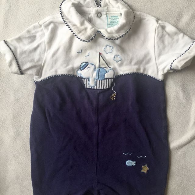Imported Onesie For Baby Boy