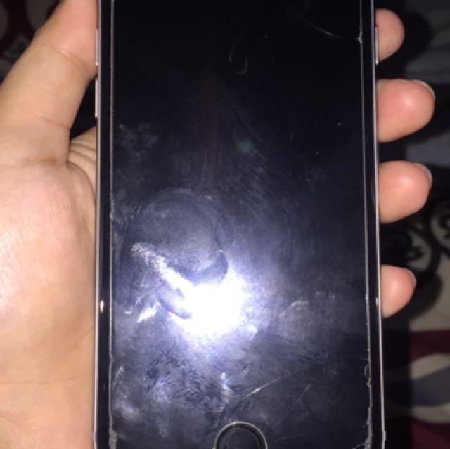 [REPRICE!!] Iphone 6 16gb Black