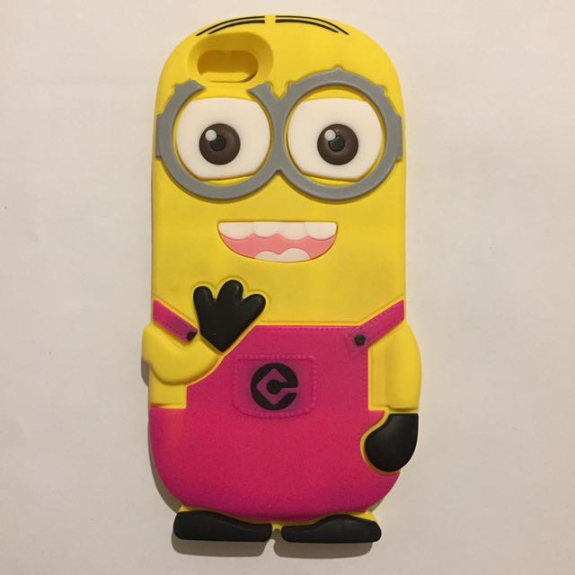 iPhone 6 Minion Phone Case Cover