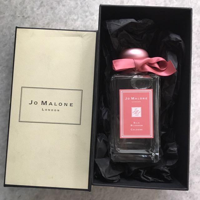 Jual Rugi Jo Malone 2017 Limited Edition Silk Blossom