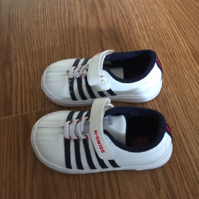 K Swiss Shoes For Infant Size 61/2