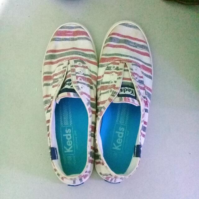 Keds Ladies Slip On Shoes