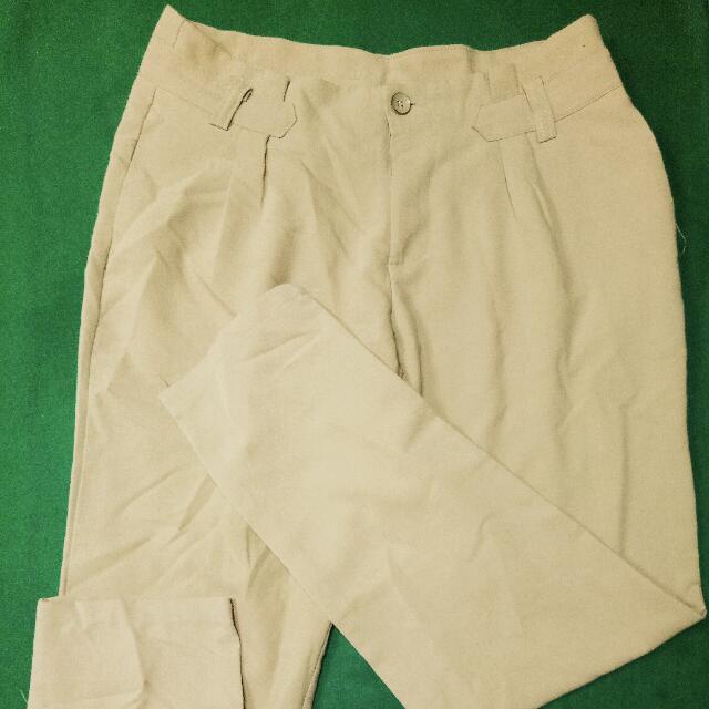Khaki Women's Pants (workwear)