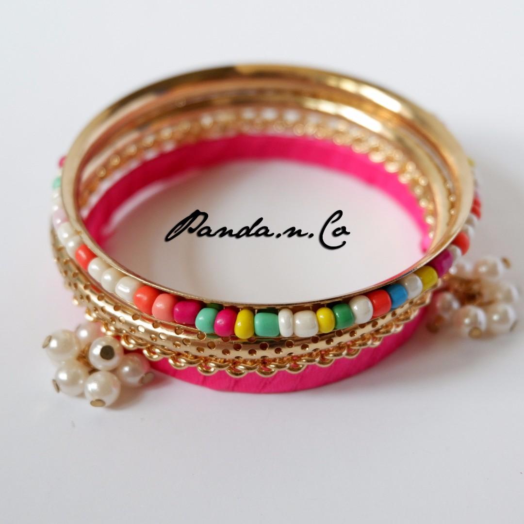 Kirstin Bracelet / Gelang Korea / Gelang Pita