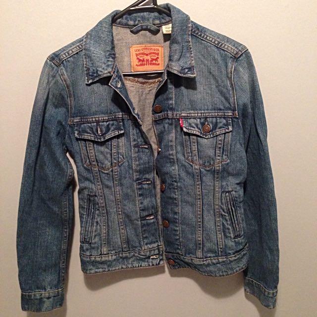 Levi's Denim Jacket.