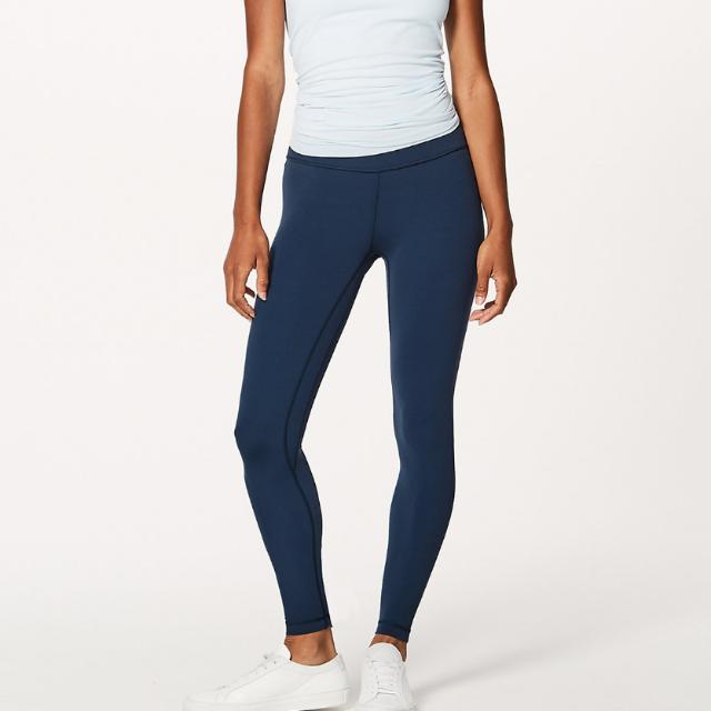 Lululemon Align Pant, Size 8, Colour Jaded