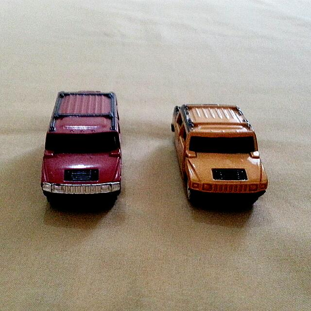Maisto Hummer Miniature Toy Car