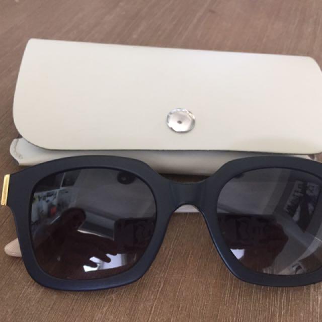 Marni Rectangle Cromo Sunglasses