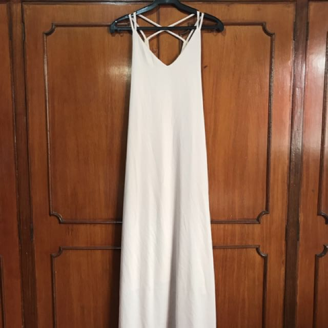 Sideboob Maxi Dress