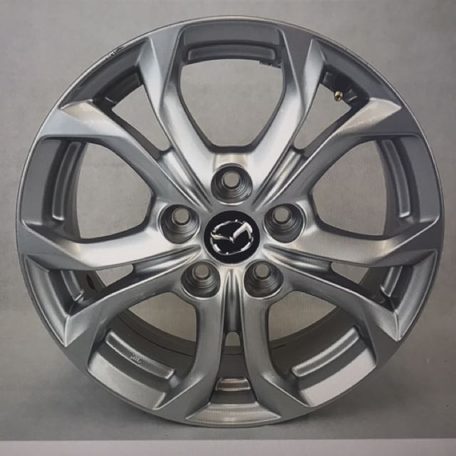 "Mazda Cx 3 16"" Alloy Rims  Brand New"