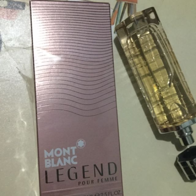 MONT BLANC Legend For Women