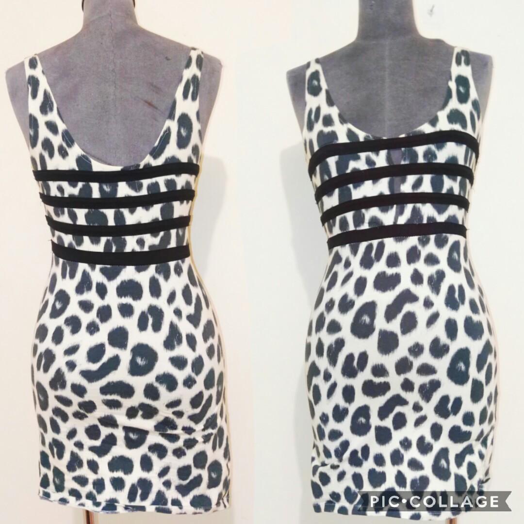 motel mini dress  sz xs 6