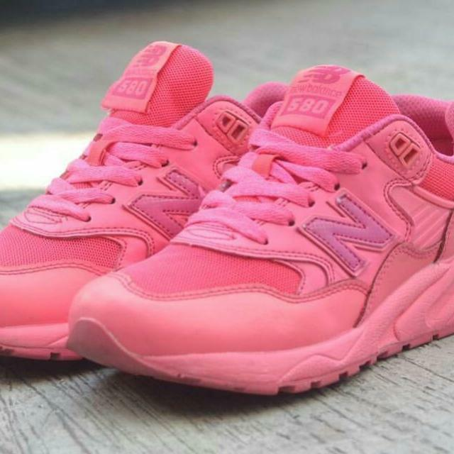 New Balance 580 Barbie Pink Size 36