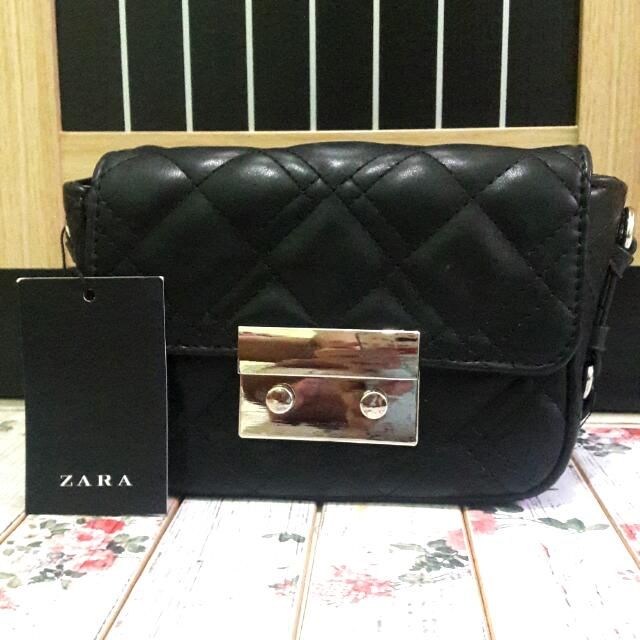 NEW ZARA ORI ( IMPORT) SLINGBAG