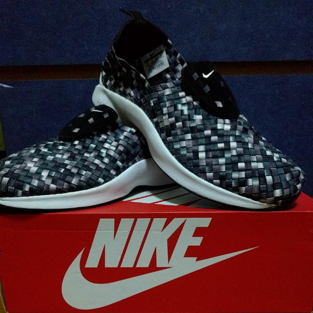 new product 6c0f3 0dfc4 Nike Air Woven Premium - US9, Mens Fashion, Footwear, Sneakers on Carousell
