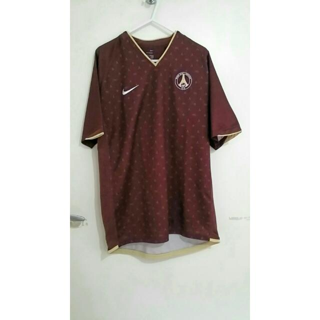 Nike PSG Louis Vuitton inspired jersey size S