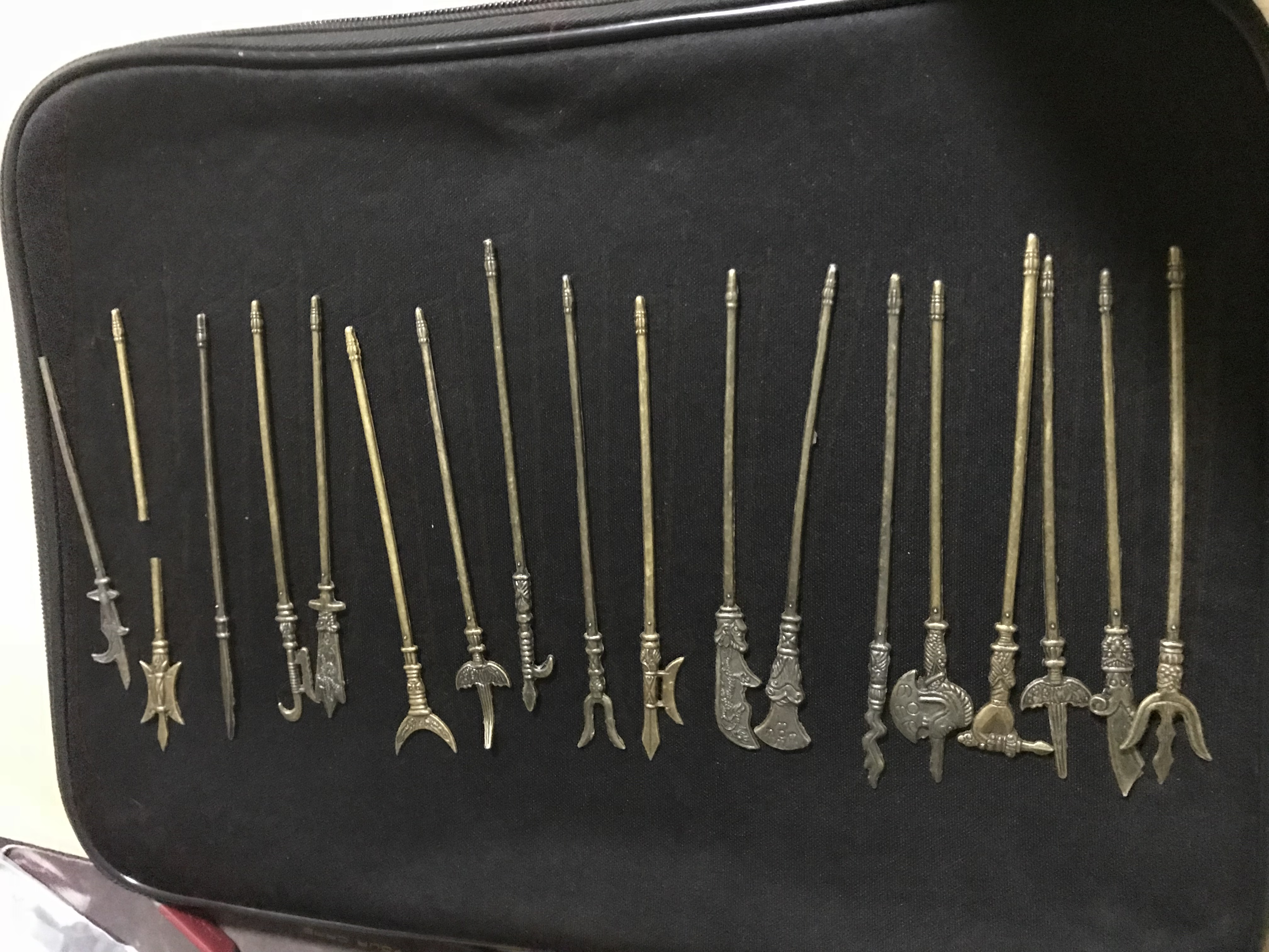 Old chinese weapons replica
