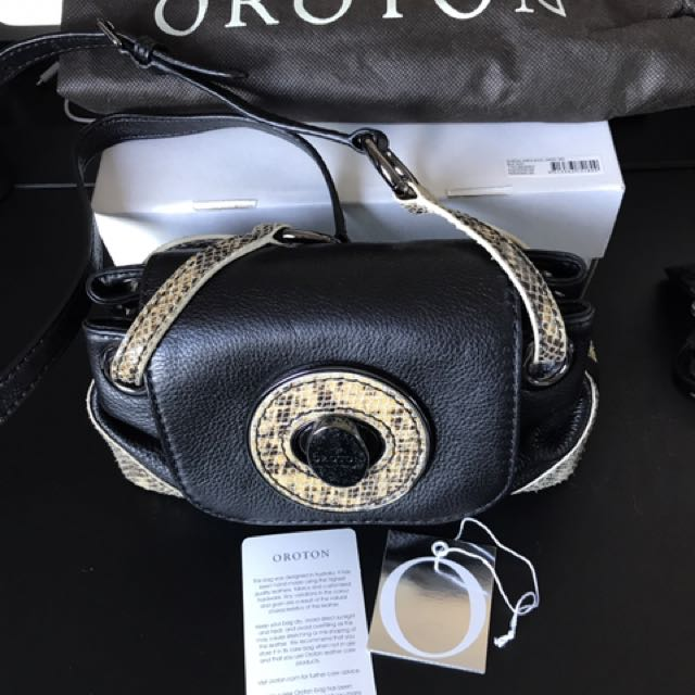 Oroton Emeril Mini Bag