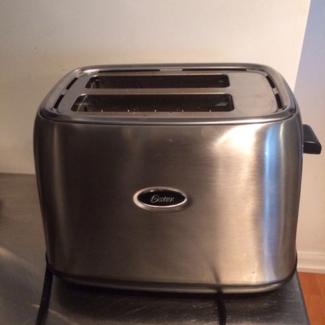 Oster Two Slice Toaster - Silver