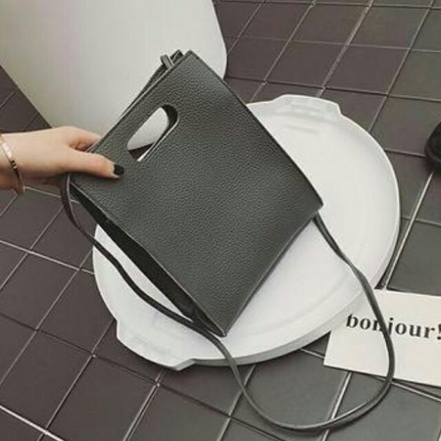 Paperbag Design Sling Bag