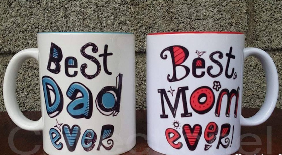 Personalized Inner Color Mugs