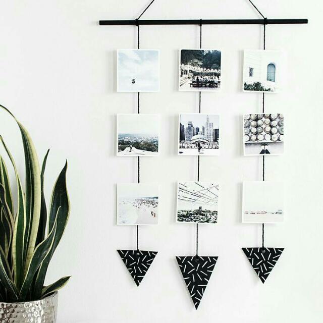 Custom Photo hanging
