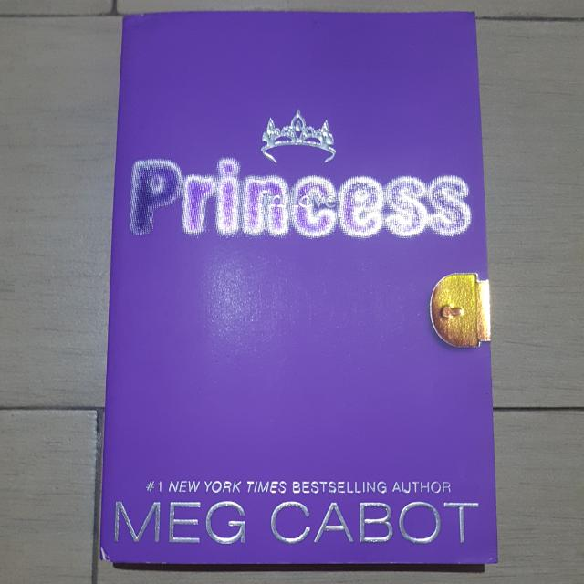 Princess in Love (The Princess Diaries #3)