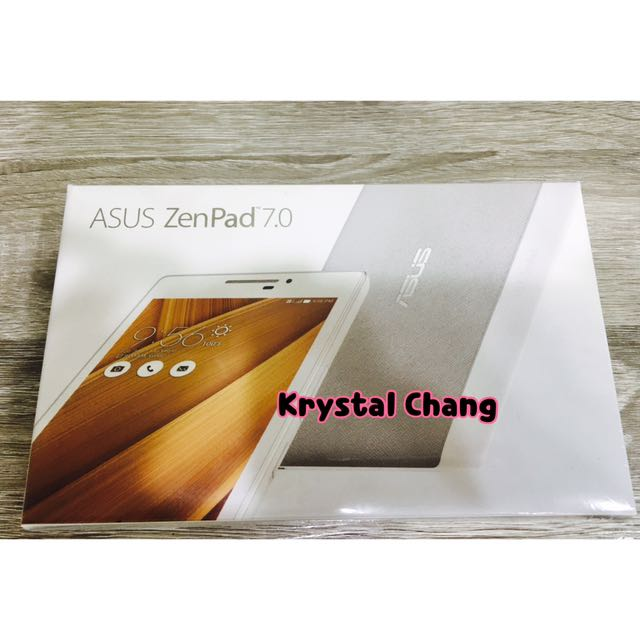 ASUS ZenPad (Z370KL) 空機 全新品 有 保固 可面交 ASUS ZenPad 空機 ASUS ZenPad 平板