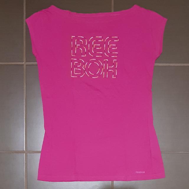 Reebok Activewear Boatneck T-shirt