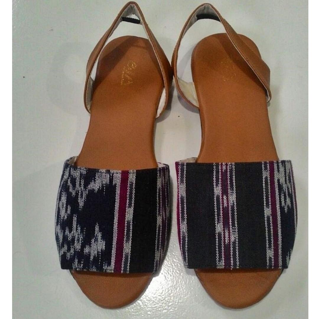 REPRICE Sepatu Sandal Etnik BIA size 40