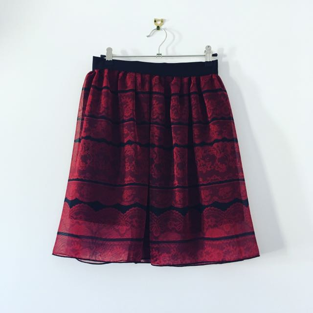 Retro Lace Skirt Various Sizes