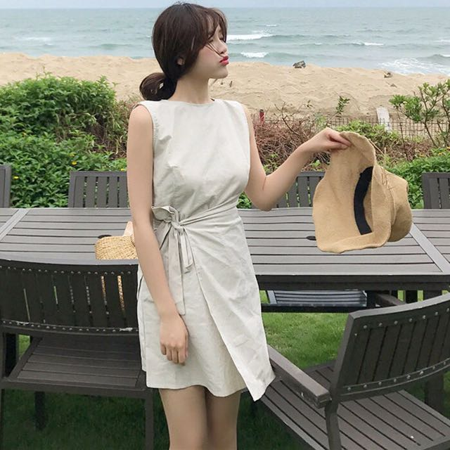 Ribbon Dress (PO)