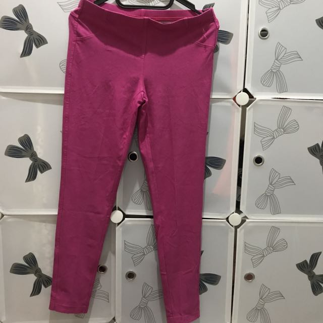 Rodeo Jegging - Pink
