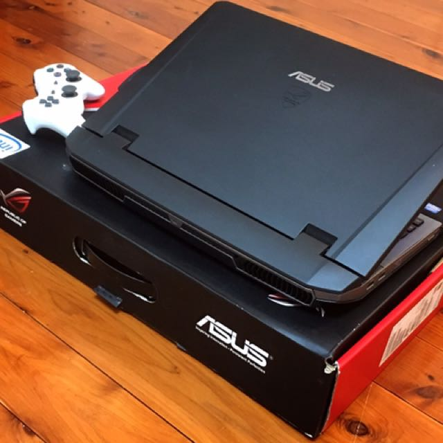 "✶ROG GAMER ®Core™i7✶32.GB•512.GB SSD•GeForceGTX•USB3.0•Win10•17.3""LED✶"