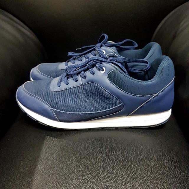 ROGER DAVID SNEAKERS, Connor Mesh. ( Sepatu Sneaker 100 Persen Authentic)