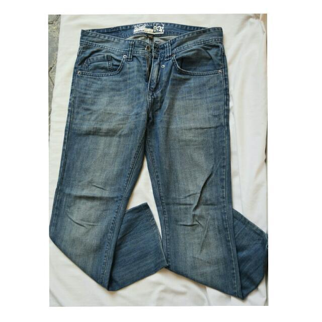 Samuel & Kelvin Jeans