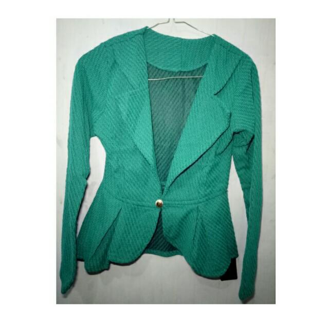 Semi blazer