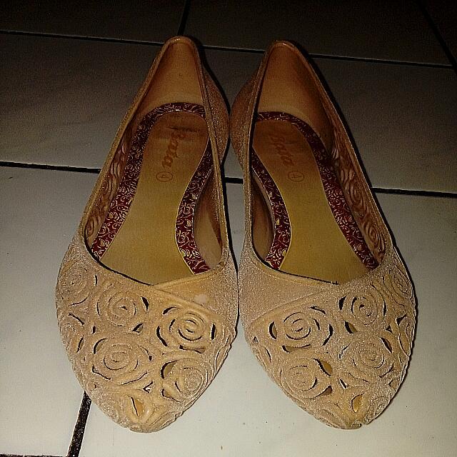 Sepatu Flat Bata Original