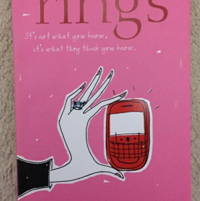 Sheryl Steinberg- Opportunity Rings