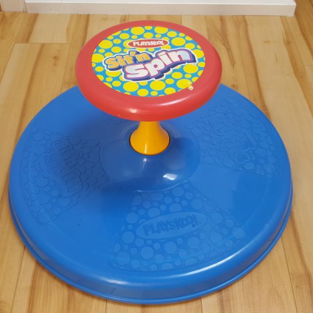 Sit'n Spin!